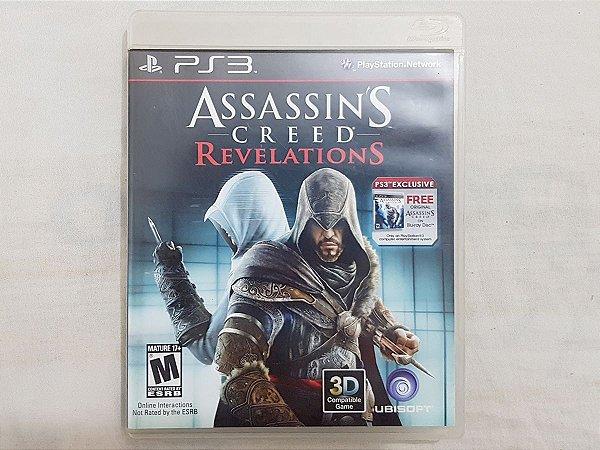 Assassin's Creed Revelations - Seminovo