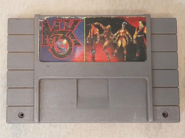 Mortal Kombat 3 - Seminovo