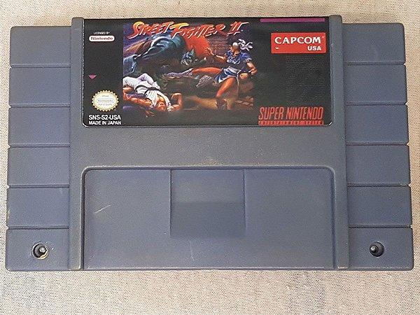 Street Fighter 2 - Seminovo