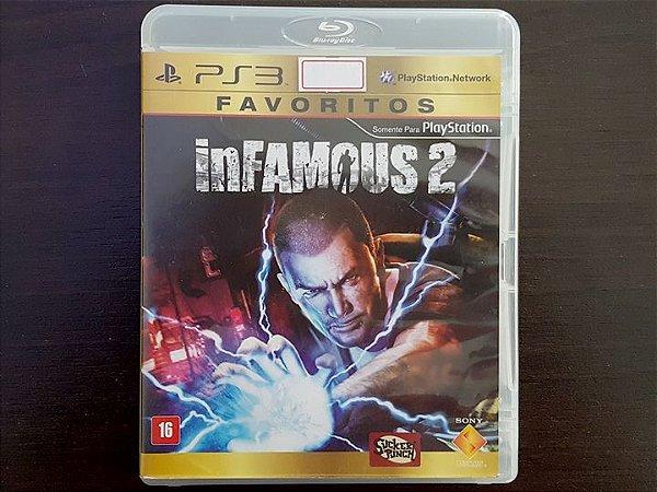 Infamous 2 - Seminovo