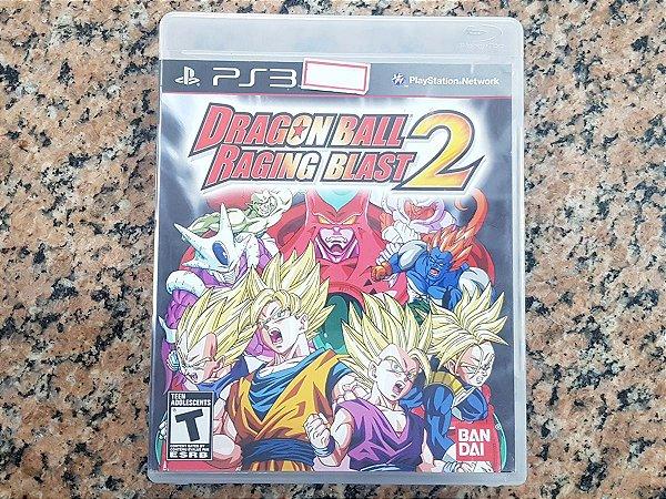 Dragon Ball Raging Blast 2 - Seminovo