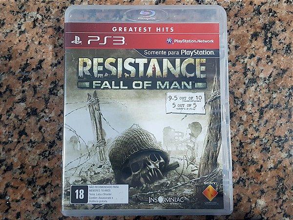 Resistance Fall Of Man - Seminovo