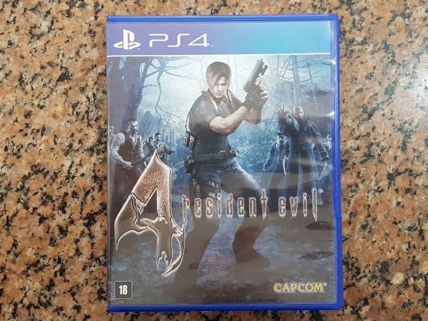 Resident Evil 4 Remastered - Seminovo