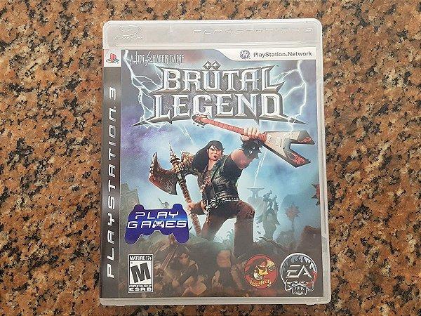 Brutal Legend - Seminovo