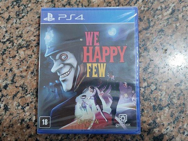 We Happy Few - Novo