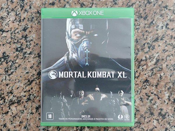 Mortal Kombat XL - Seminovo