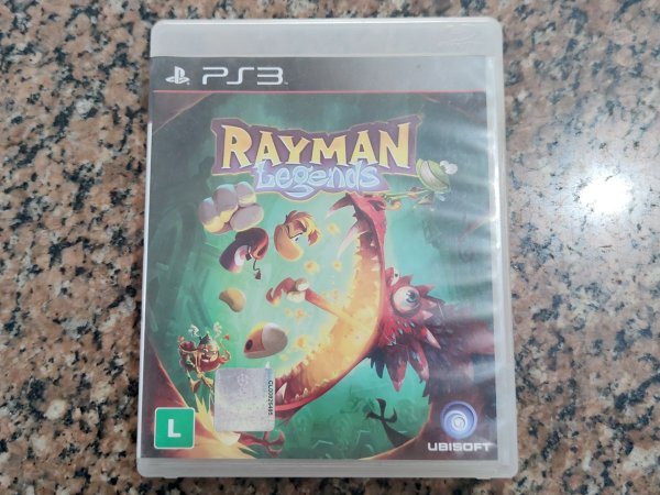 Rayman Legends - Seminovo