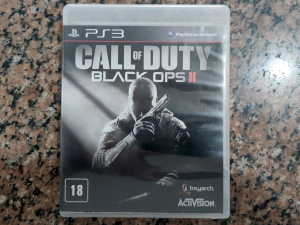 Call Of Duty Black Ops 2 - Seminovo