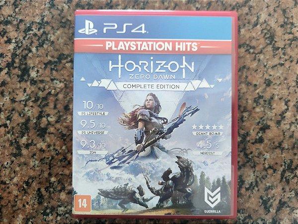 Horizon Zero Dawn Complete Edition - Seminovo