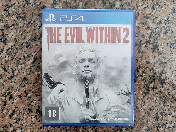The Evil Within 2 - Seminovo