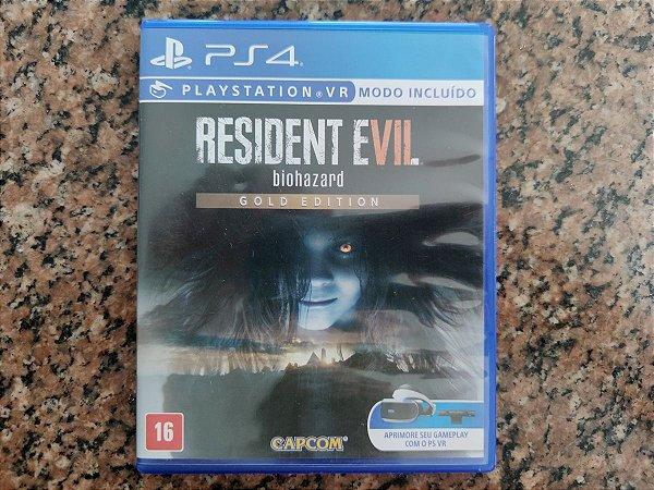 Resident Evil 7 Gold Edition - Seminovo