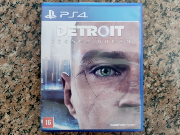 Detroit Become Human - Seminovo