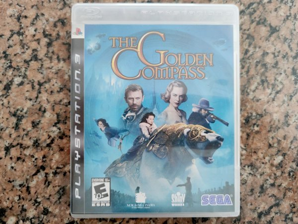 The Golden Compass - Seminovo