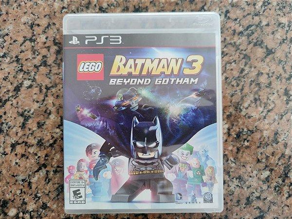 Lego Batman 3 Beyond Gotham - Seminovo