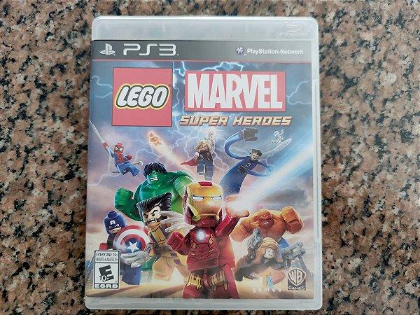 Lego Marvel Super Heroes - Seminovo