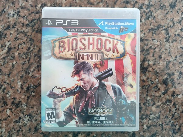 Bioshock Infinite - Seminovo