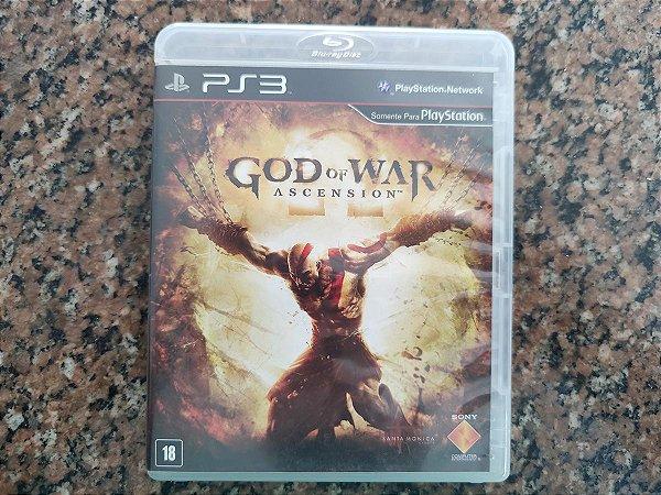God of War Ascension - Seminovo