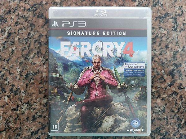 Far Cry 4 - Seminovo