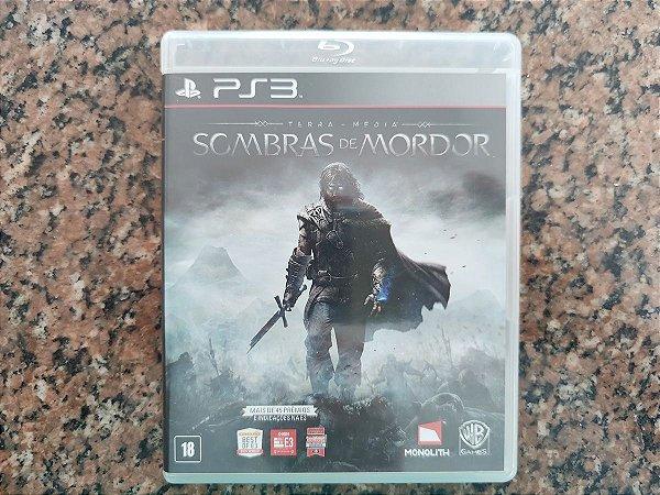 Sombras de Mordor - Seminovo