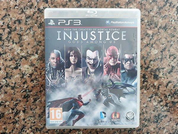 Injustice - Seminovo