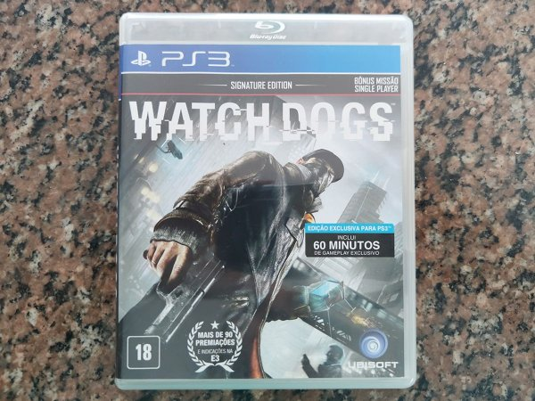 Watch Dogs - Seminovo