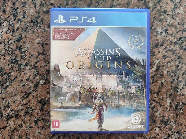 Assassins Creed Origins - Seminovo