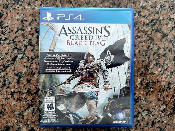 Assassins Creed Black Flag - Seminovo
