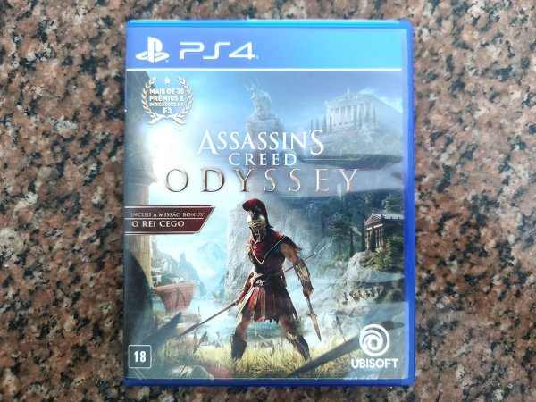 Assassins Creed Odyssey - Seminovo