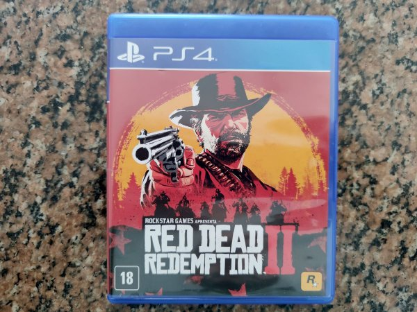 Red Dead Redemption 2 - Seminovo