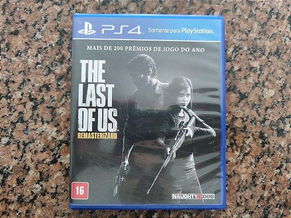 The Last Of Us - Seminovo