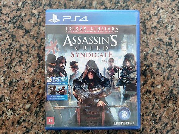 Assassins Creed Syndicate - Seminovo