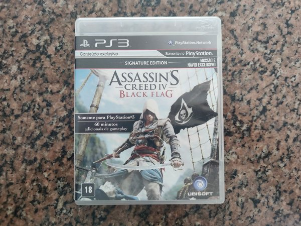 Assassins Creed IV Black Flag- Seminovo