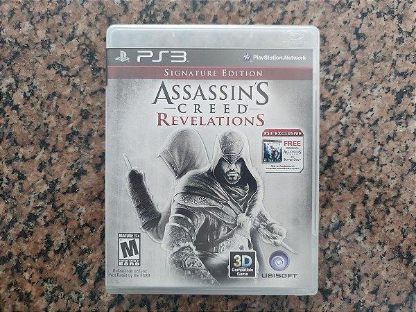 Assassins Creed Revelations - Seminovo