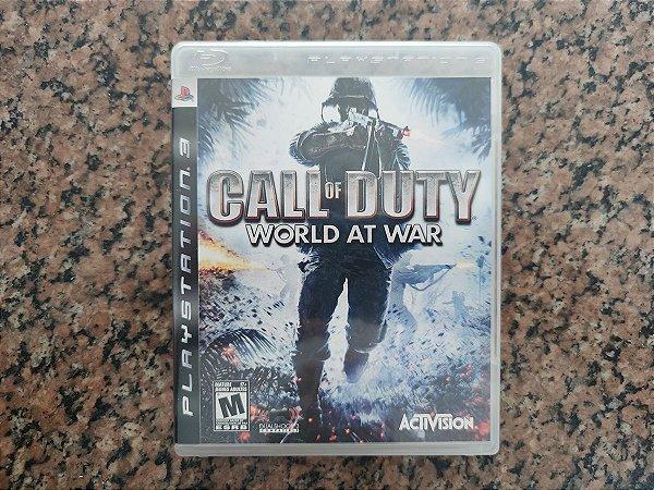 Call Of Duty World At War - Seminovo