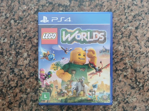 Lego Worlds - Seminovo