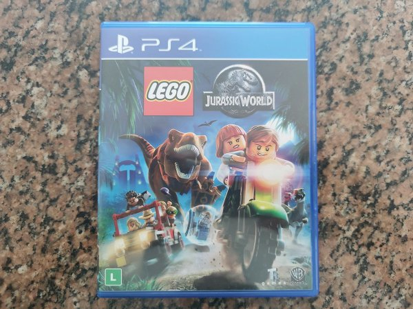 Lego Jurassic World - Seminovo