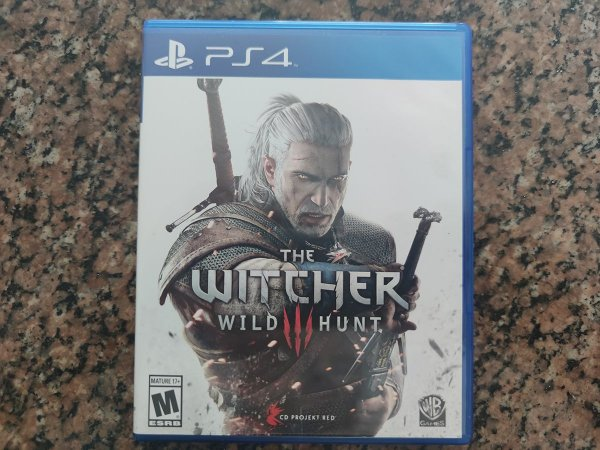 The Witcher 3 - Seminovo