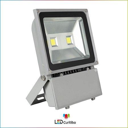 Refletor de led 100w Cob Holofote IP65 6500k branco frio
