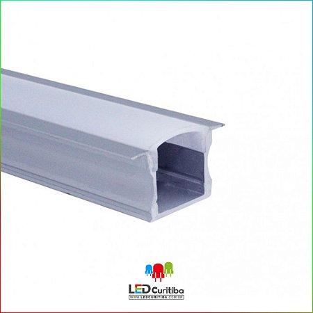 Perfil de Embutir para Led em Alumínio EKPF11
