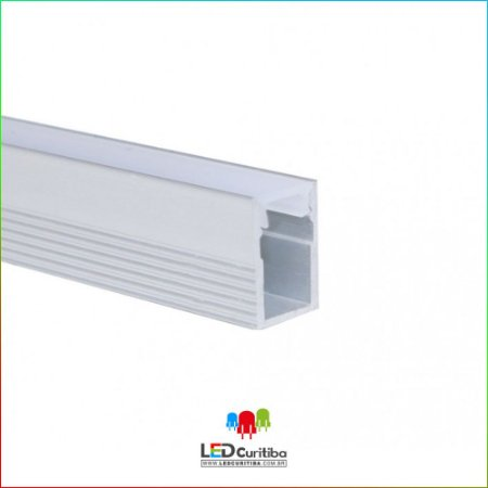 Perfil para Led em Alumínio EKPF12SL