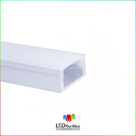 Perfil de Sobrepor para Led em Alumínio EKPF22-2