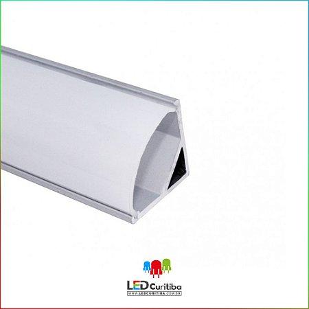 Perfil de Embutir para Led em Alumínio EKPF32