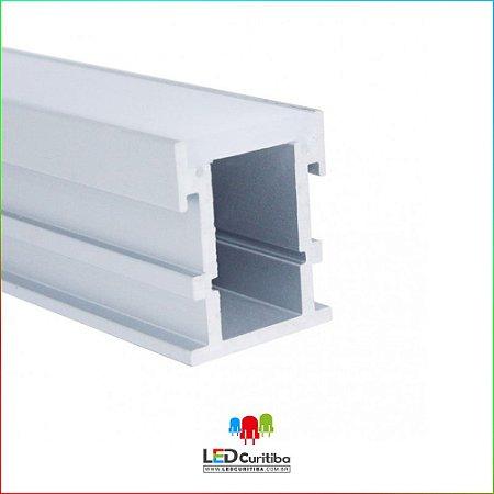 Perfil de Solo-Piso para Led em Alumínio EKPF41
