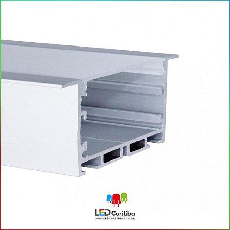 Perfil para Led em Alumínio EKPF53