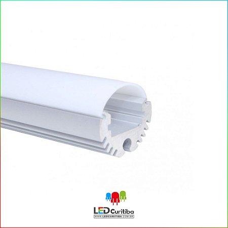 Perfil para Led em Alumínio EKPF75