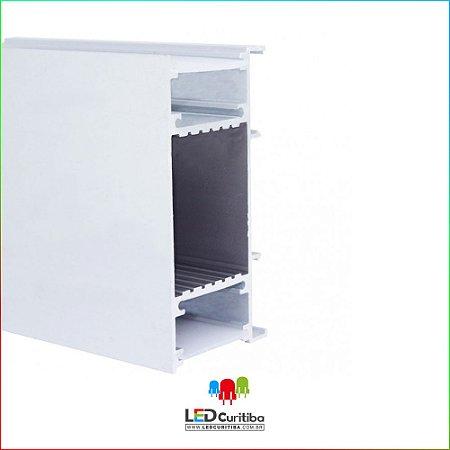 Perfil de Parede para LED em Alumínio EKPF91