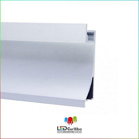 Perfil de Luz Indireta para Led em Alumínio EKPF92