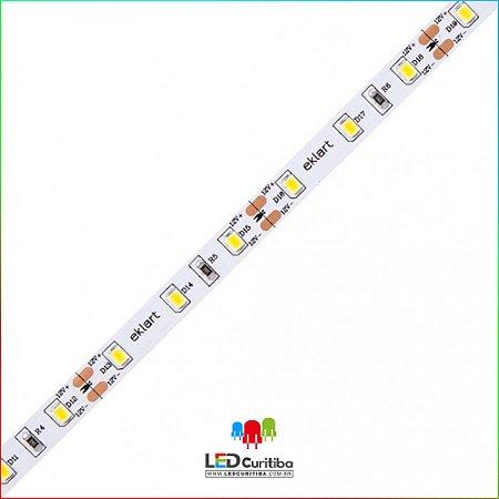 Fita LED 5W/m 2835 60Leds/m – IP20 Interno 12v - 500 Lúmens
