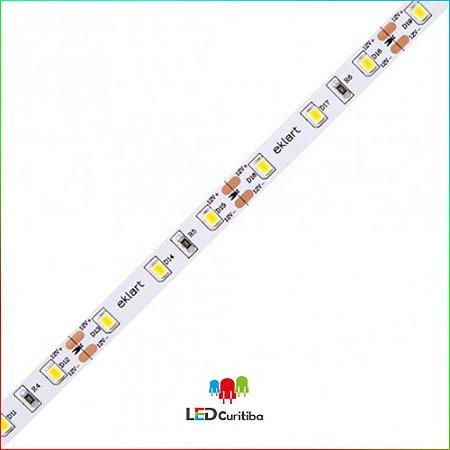 "Fita LED ""PRO"" IRC98 5W/m 2835 60Leds/m – IP20 Interno 12v 500 Lúmens"