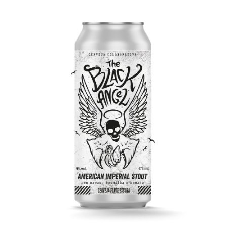 The Black Angel - American Imperial Stout - 473 ml